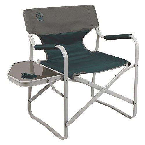 Coleman Aluminum Deck Chair Electronicify