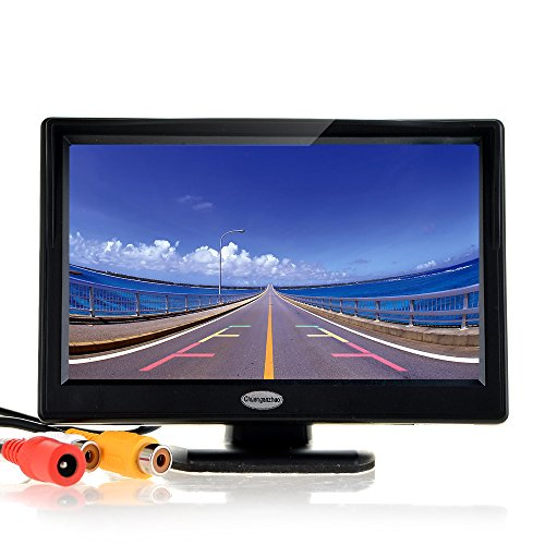 5 Inch Tft Lcd Car Color Rear View Monitor Screen For